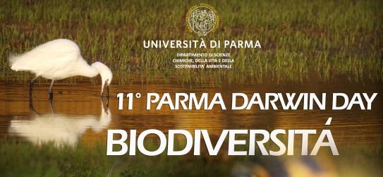 16 marzo: Parma Darwin Day. XI edizione