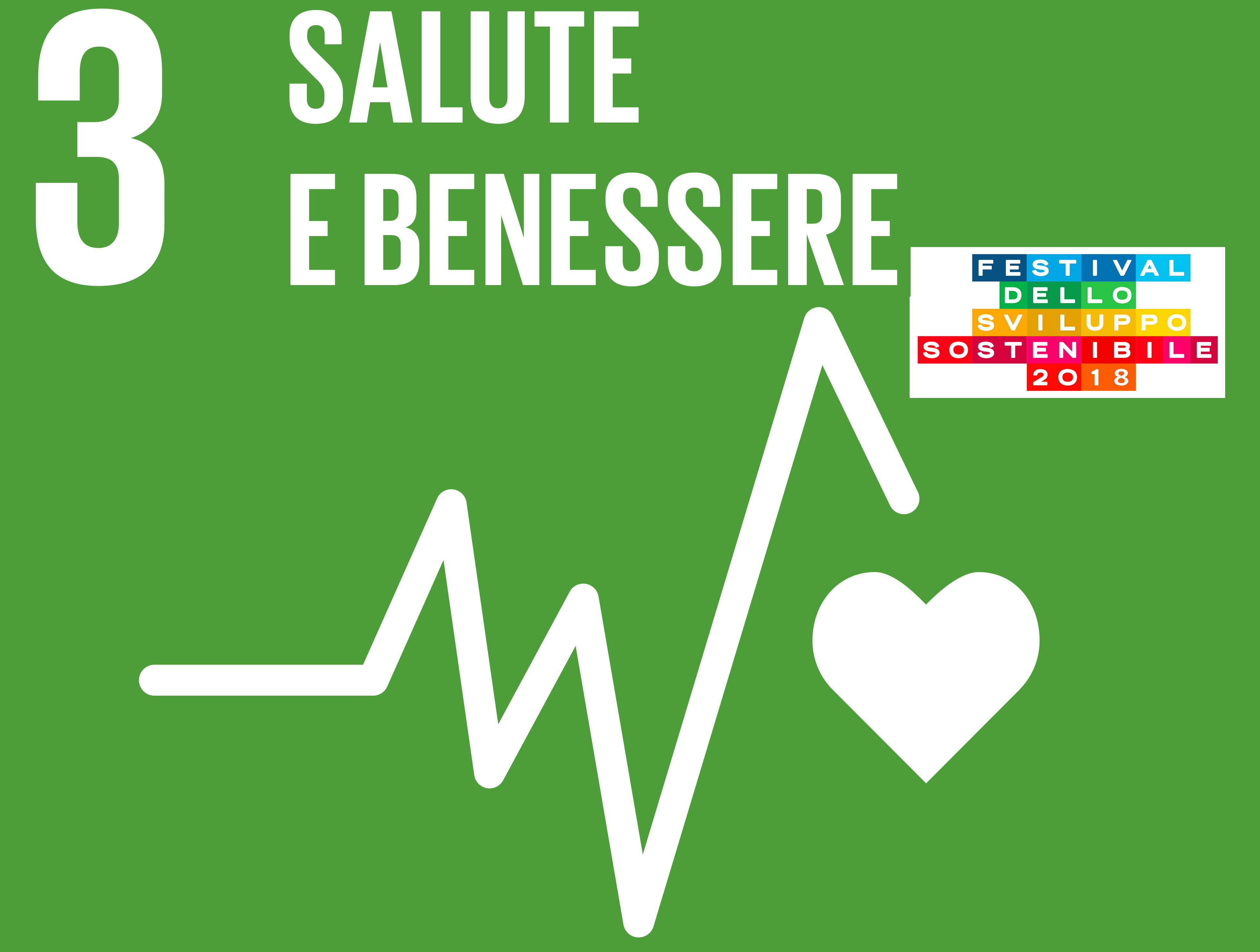 Festival dello Sviluppo Sostenibile Parma. SDG 3: Salute e Benessere