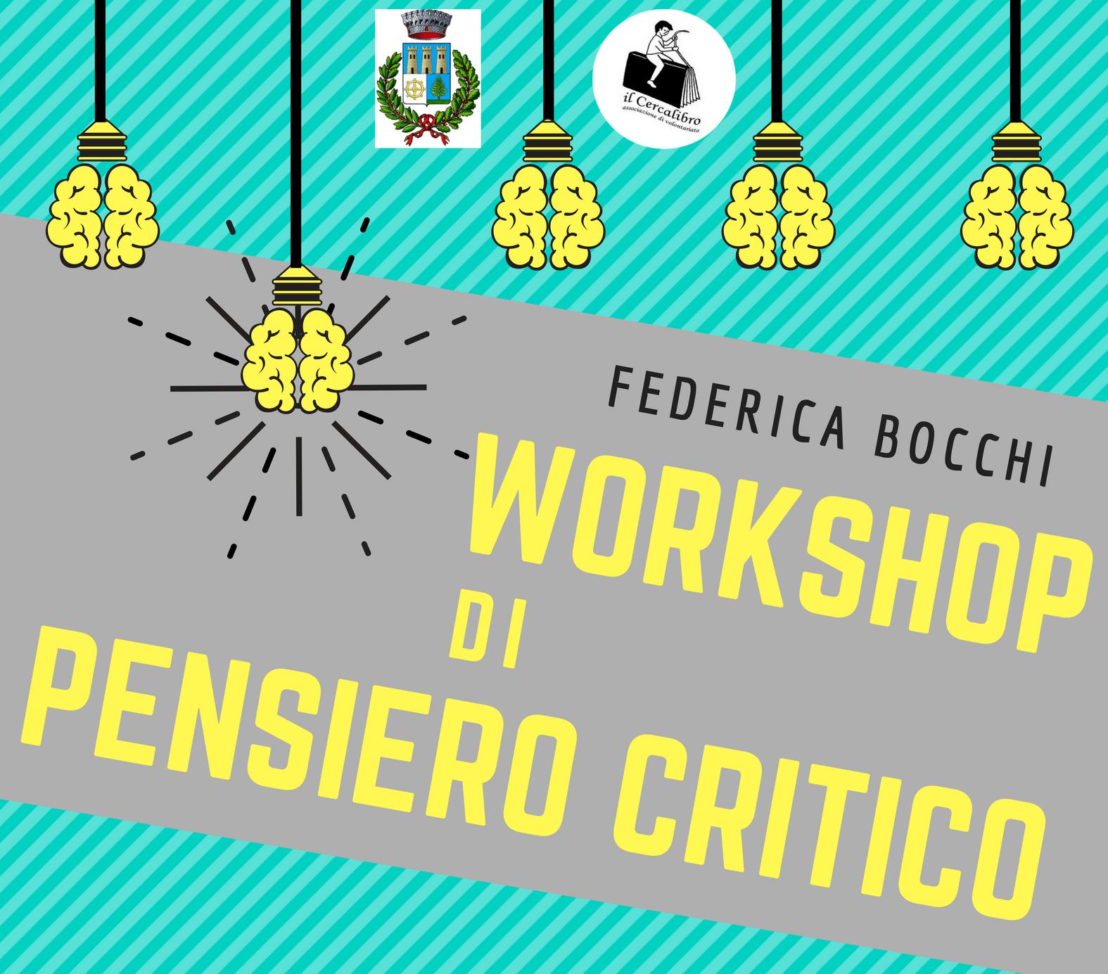 Workshop di Pensiero Critico