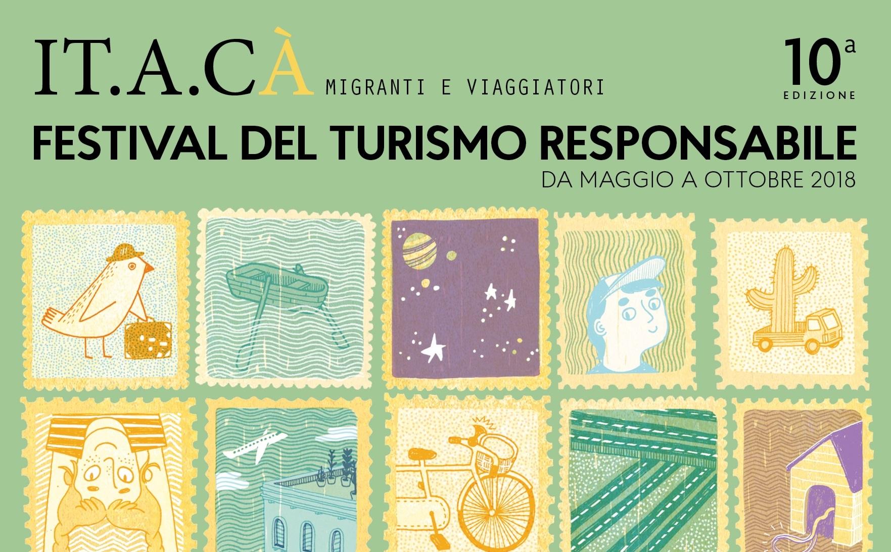 """Festival IT.A.CA' Parma: sabato 6 ottobre """"Somar Trekking. Gli asini compagni di viaggio speciali"""""""
