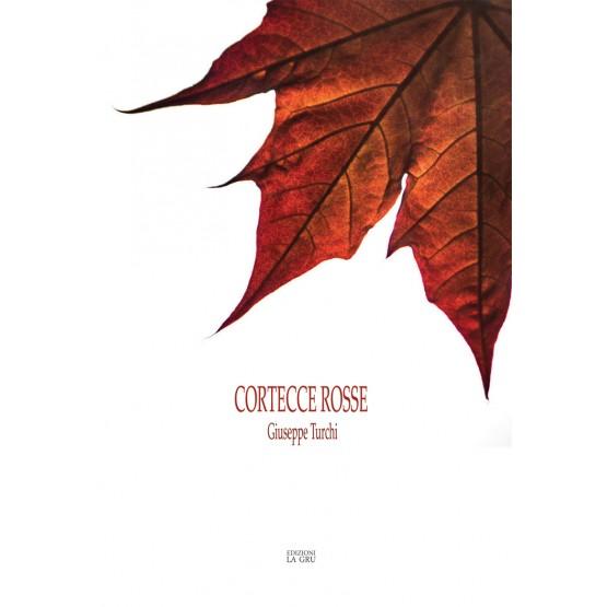 """Sabato 24 novembre: presentazione del libro """"Cortecce rosse"""" di Giuseppe Turchi"""