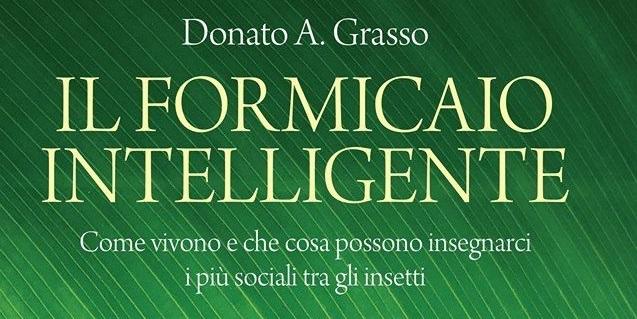 """Mercoledì 16 gennaio presentazione del libro """"Il Formicaio ..."""