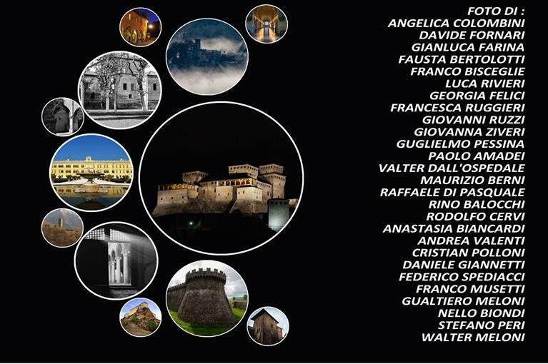 """""""Castelli e borghi"""", dal 12 al 27 gennaio mostra fotografica al Castello della Musica di Noceto (PR)"""