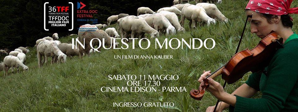In Questo Mondo. Sabato 11 maggio proiezione al cinema Edison di Parma