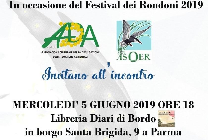 Visita al Bosco Spaggiari e Festival dei Rondoni. Due appuntamenti sulla sostenibilità ambientale e la natura in Città