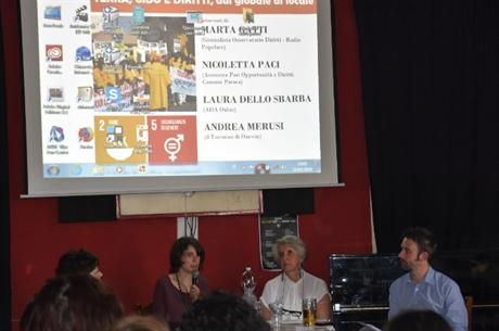 """Festival dello Sviluppo Sostenibile di Parma: recensione dell'evento """"Terra, cibo e diritti"""""""